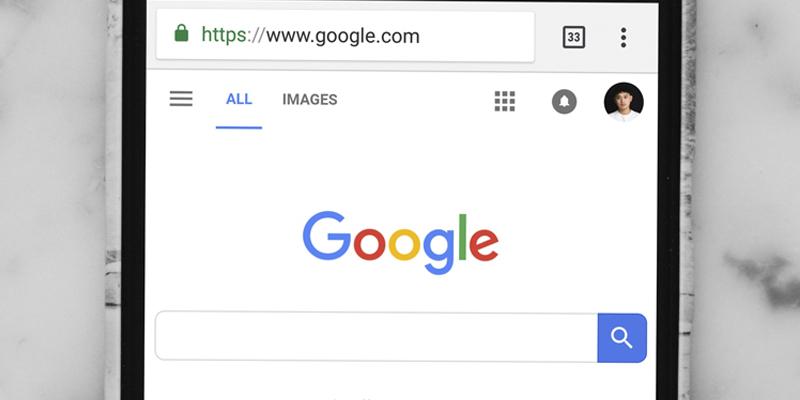 Google bruger Direct Mail til at kommunikere vigtigt budskab